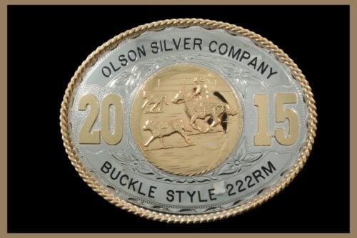 Custom Predesigned Belt Buckle