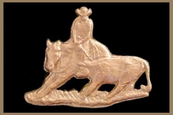 Cutting Horse 2