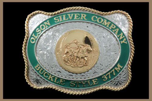 Custom Western Belt Buckle
